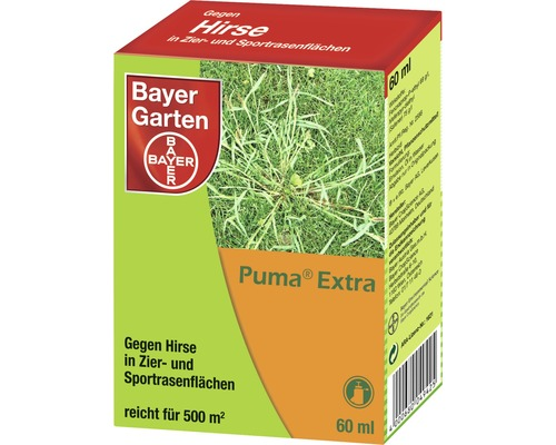 unkraut frei bayer puma extra hirsefrei 60ml. Black Bedroom Furniture Sets. Home Design Ideas